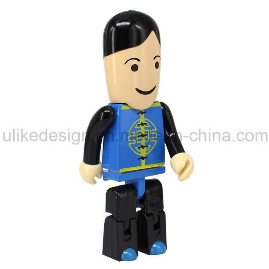 Cartoon Characters USB Stick 8GB 16GB PVC USB Flash Drive Decorate Desktop Gadgets Pen Drive