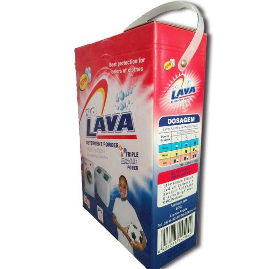 Automatic Top Load Machine Laundry Washing Powder Detergent Powder