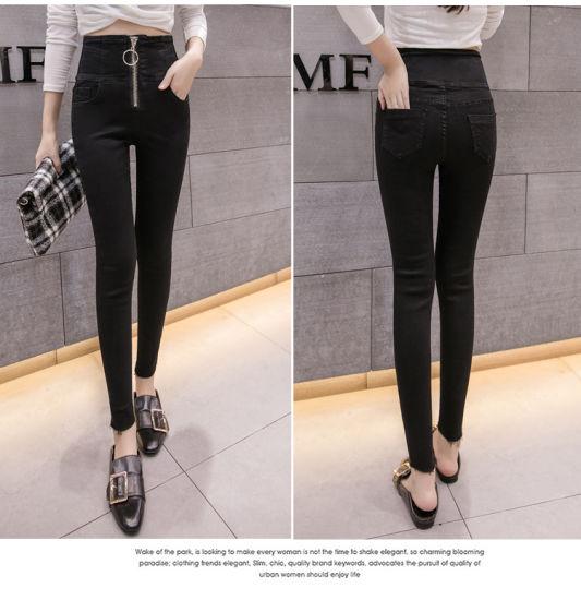 78f7f1ee766 China Supplier Wholesale Formal Slim Black Leg Pants Fashion Casual High  Waist Pants for Women