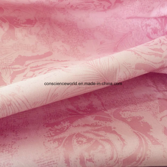 Polyester/Cotton50/50 140GSM Pearl Powder Printed Down-Proof Fabric for Home Textile pictures & photos