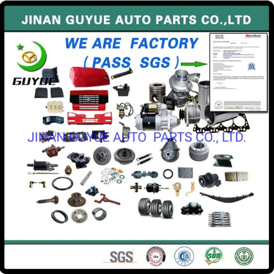 Sinotruck HOWO FAW Shacman Auman Foton Dongfeng Commins Weichai Engine Truck Spare Parts