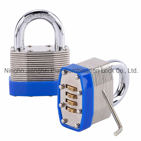 Laminated Steel Digital Combination Lock pictures & photos