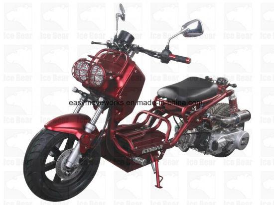 Zhenhua Pmz150-19n 150cc Motorcycle Cdi Elec Disc EPA Stroke