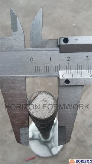 fe8f1615cbe9 China High Tensile Strengh Screw Tie Rod for Formwork Errection ...