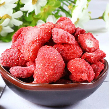 Fd Freeze Dried Strawberry/Dried Fruit pictures & photos