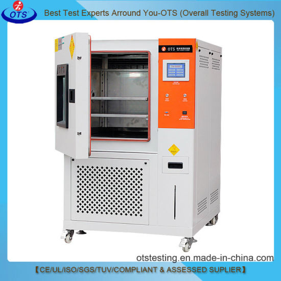 Ots PLC Touch Laboratory Temperature Humidity Test Chamber