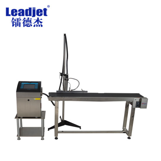 Highspeed Continuous Inkjet Industrial Printer for Date, Logo, Serial Lots Number Printing