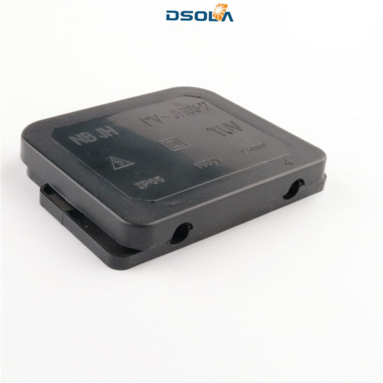 Dsola Wholesale Custom Logo Ce Approved Sukam Solar Junction Box pictures & photos