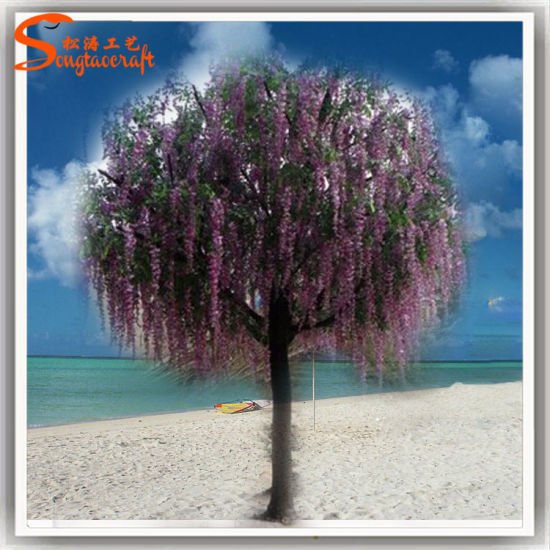 China guangzhou wholesale wedding decoration artificial flower tree guangzhou wholesale wedding decoration artificial flower tree junglespirit Images