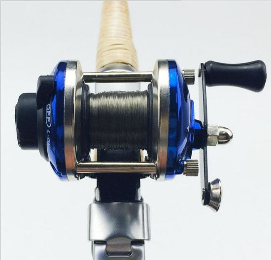 Ice Fishing Reel Ice Fishing Combo Drum Reel Raft Rod Reel Fishing Reel pictures & photos