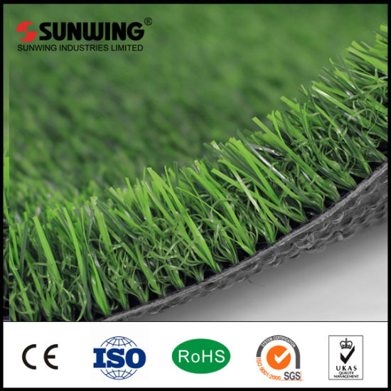 High Quality Decorative Green Fake Grass for Crafts Wheat pictures & photos