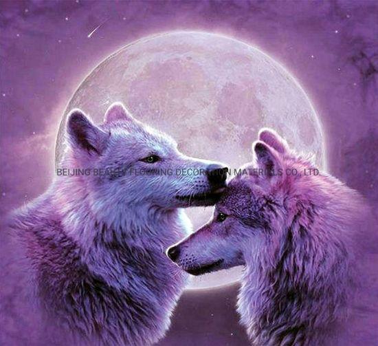 Moon Couple Diamond Painting DIY Crystal Painting Oil Painting
