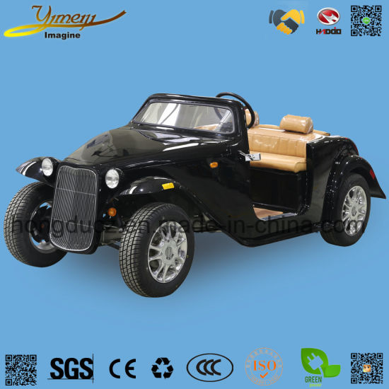 Good Quality Electric Vintage Car Sightseeing Vehicle pictures & photos