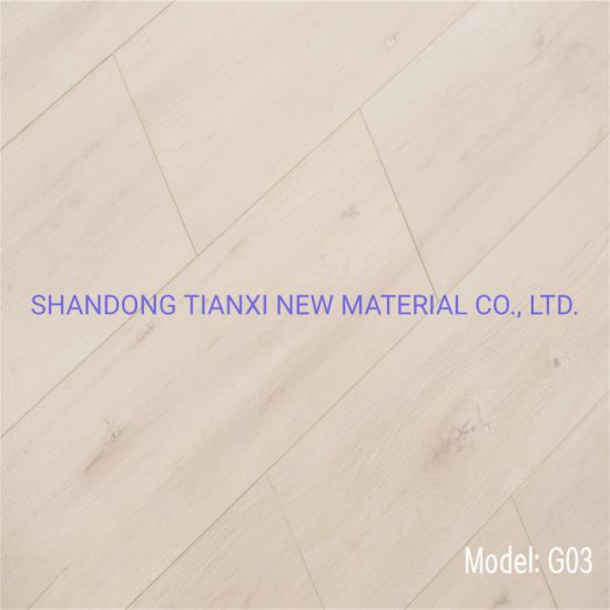 China 8mm and 12mm Laminate Flooring pictures & photos
