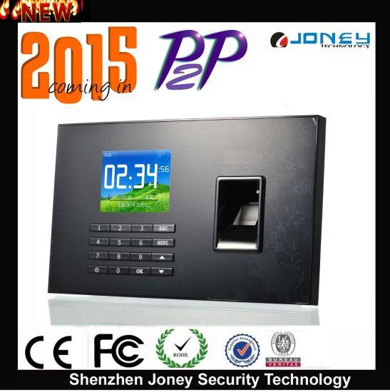 China Cheap Price TCP/IP, USB ID Card Fingerprint Time
