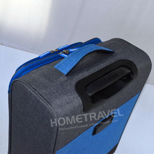New Three-Colour Combination Design Trolley Bag pictures & photos