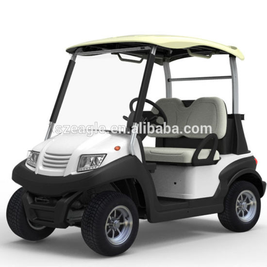 China 2 Seats Electric Golf Cart, New Designed, Aluminum Chassis ...