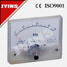 80*65mm Analog Panel Frequency Meter pictures & photos