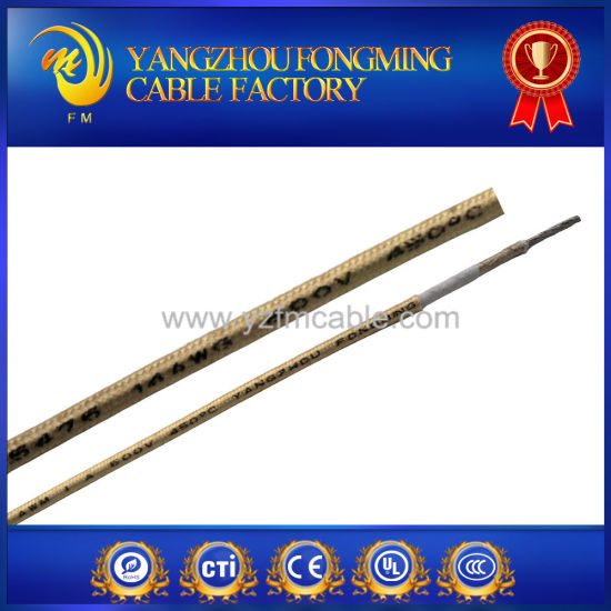 UL5476 High Temperature 24AWG 22AWG 20AWG Electric Wire pictures & photos