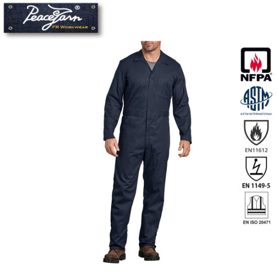 Fire Retardant Heavyweight Coverall Flame Retardant Workwear