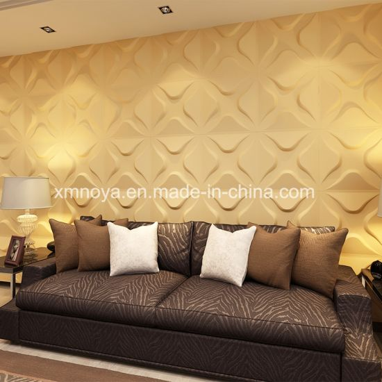China High Quanlity Modern Decorative Acoustic Soundproof 3D Walls ...