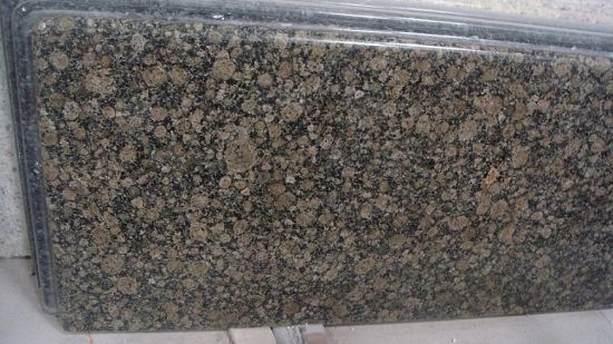 Baltic Brown Chinese Granite Countertop for Kitchen