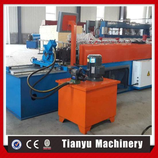 China Drywall Light Steel Framing Truss Stud Track Purlin Roll ...