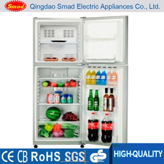 American Market E-Star DOE Domestic Double Door Top Freezer Refrigerator