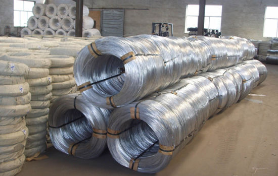1.2mm 2.0mm 3.0mm Hot Dipped Galvanized Iron Wire Binding Wire
