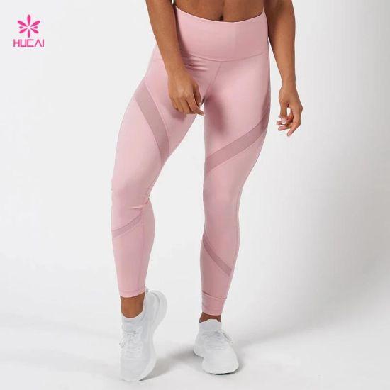 Wholesale Custom Logo Gym Leggings Womens Yoga Pants