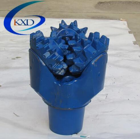 "API 4 3/8"" Mill Teeth Tricone Drill Bits"