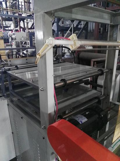 Double Layer Bag on Roll Machine Bag Making Machine pictures & photos