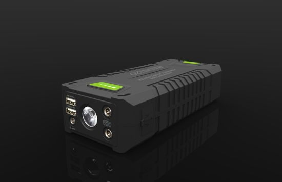 Auto Car Jumper Starter Portable Emergency Battery Charger with Ce/FCC/RoHS pictures & photos