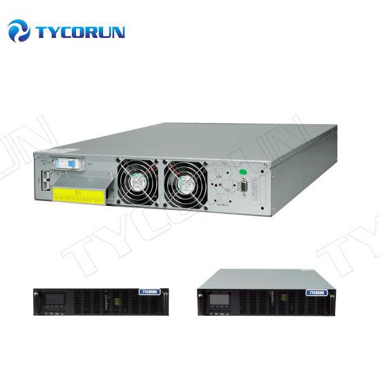 Tycorun Mini Rack Mount 1000va UPS Pure Sine Wave Uninterrupted Power Supply UPS for Bank Stock Enterprise