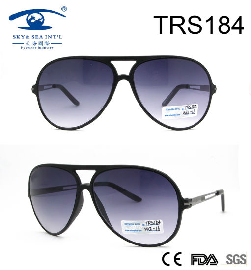 666e9133397 2017Italy Best Fashion Designer New Style Frame Tr90 Sunglasses (TRS184)  pictures   photos