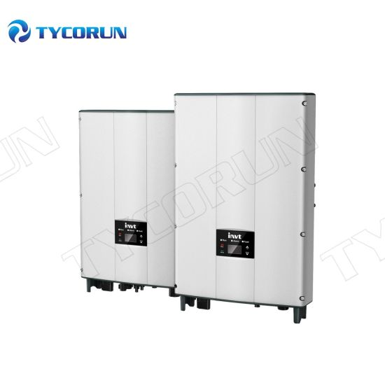 Tycorun Hybrid Inverters Portable Energy Storage PV DC AC Inverter 600W with Rechargeable Battery and LCD Light