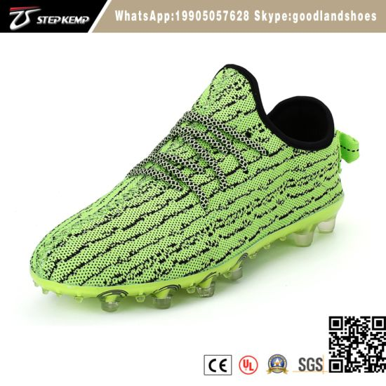 New Arrival Football Flyknit Shoes Soccer Shoes 7146