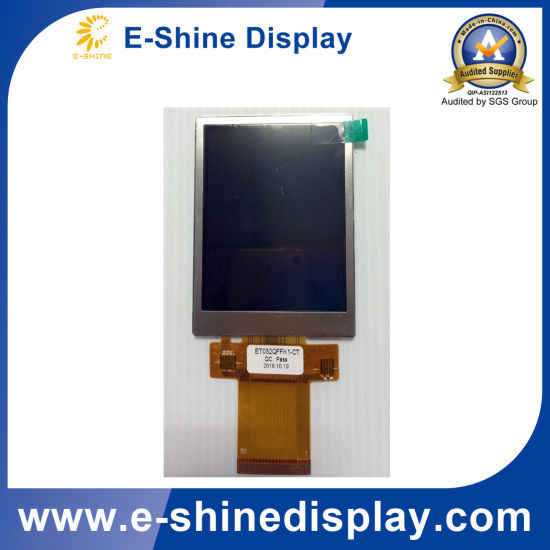 3.2 small size Capacitive Touch Monitor custom low power LCD TFT for Sale