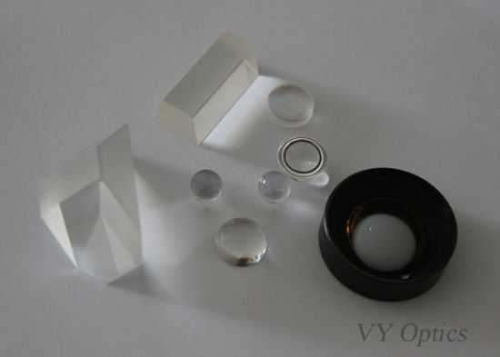 Optical Sapphire Glass Half Ball Lens for Laser Fiber From China pictures & photos