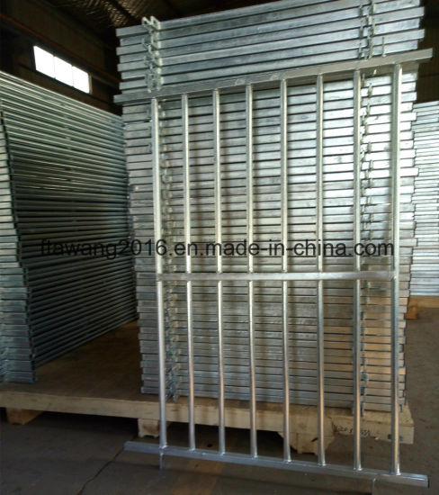 Galvanized Farm Panel Temporary Fencing Sheep Gate