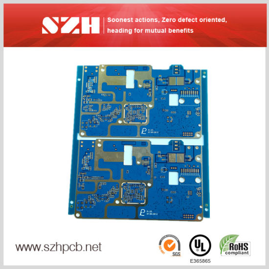 China Electroni Quality Quick Turn Multilayer PCB Prototype - China