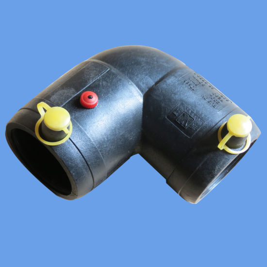 Tee HDPE Electro Fusion Reducing Fitting for Water/Gas Supply pictures & photos