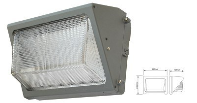 Ds-402 Wall Pack Light Tunnel Lamp E27 Max150W pictures & photos