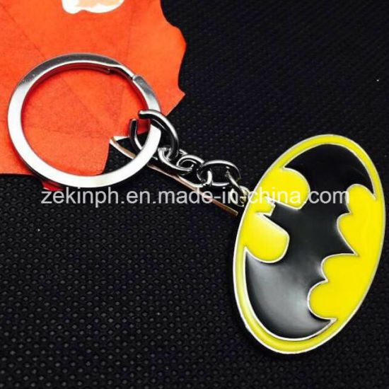 Customized Interesting Cheap Bat Keyring pictures & photos
