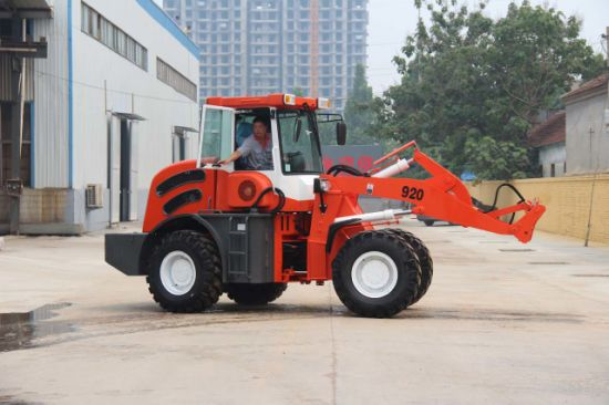 Zl920 Best Offer Top Quality Hot Sale in Dubai Wheel Loader pictures & photos