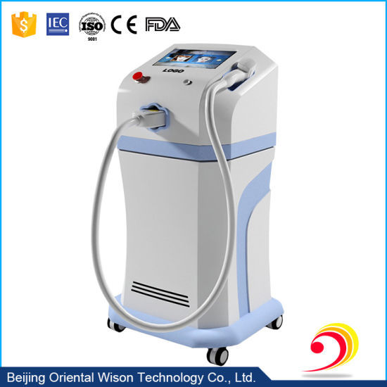808nm Diode Laser Pain Free Medical Hair Removal Machine pictures & photos