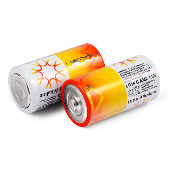 China Lr14 C Um2 1 5v Alkaline Battery C Lr14 Batteries 1 5v
