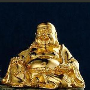 Buddha Religious Craft Metal Jewelry