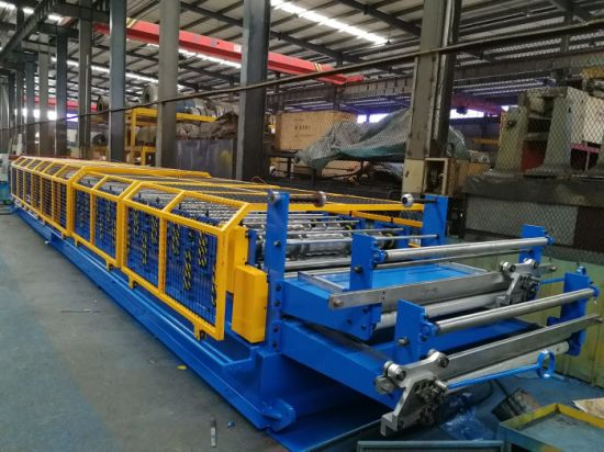 YX25-200-1000 Glazed Tile Color Roof Roll Forming Machine