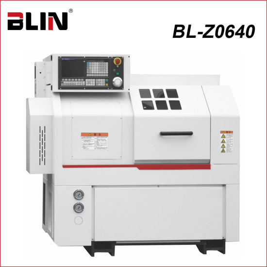 Linear Guideway Flat Bed CNC Lathe Machine (BL-Z0640) pictures & photos